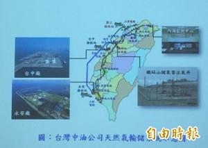 第3天然氣接收站環差送審 中油:港區內幾無藻礁