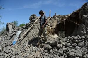 炸彈之母轟炸IS 阿富汗民眾:感覺房子都在顫抖