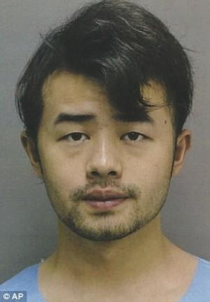 悚!中國留學生弒母    分屍裝7袋藏冰箱