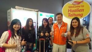 觀光新南向 泰國旅遊業踩線團玩花東