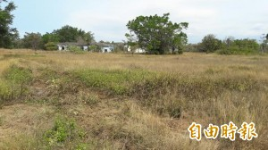 岡山二高村土地閒置逾10年 綠委要求儘速活化