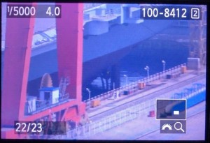 船塢開始注水   傳中國首艘自製航母下午下水
