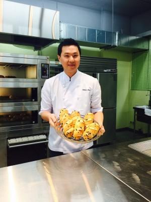 世界麵包冠軍 準備在這裡賣麵包