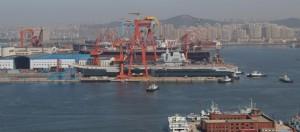 艤裝工作複雜 中製航母距服役尚需2年