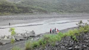 哈尤溪再傳意外 1人遭溪水沖走