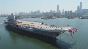日媒解析中國新航母 2大缺陷曝光