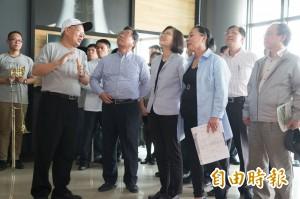 總統允諾規劃費  嘉縣鐵路高架化露曙光