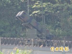 愛國者待命戒備北韓導彈? 國防部澄清「例行訓練」