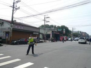 駕駛稱綠燈直行遭撞還得賠償 法院:她闖黃燈