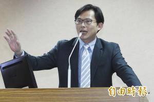 永豐金引中資來台  黃國昌質疑炒作大同股價