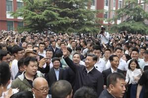 強國逾211萬大學生 都是中共黨員