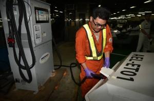 減少碳排放!桃機2019年百輛行李拖車汰換成電動車