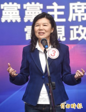 批海巡打傷中國漁民 她挨轟「李明哲被抓怎不吭聲」