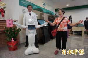 醫訊》機器人帶你看醫生 還帶動健康操