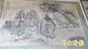 父子檔同列歷史名人 陳玉峰及陳壽彝故居掛牌