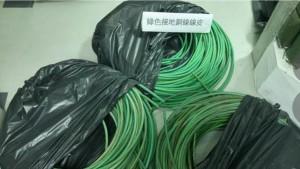 高鐵電纜線屢遭竊  原來是包商離職員工搞的鬼