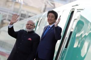 印度日本合推「自由走廊」 抵制一帶一路