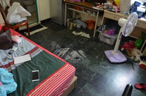 台南佳里1女燒炭自殺 一氧化碳擴散差點害死鄰居