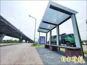 國道客運壯圍站週六開放停靠 五結8月啟用