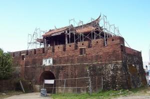 恆春東門城樓將復舊 環城計畫展開第一步