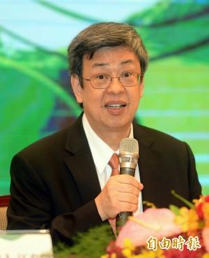 《時代》專訪 陳建仁舉例SARS抗議WHA排除台灣