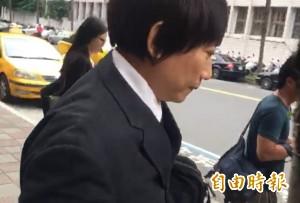 性侵案開庭 秦偉:「我很想講,但法官不准我講」