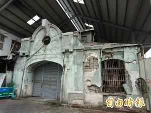 文化古都新指標 台南西市場古蹟修復動工