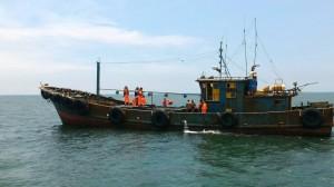 中國漁船再侵我領海 人船留置調查、加重罰款