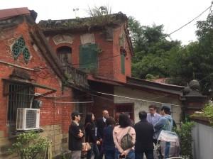 南港闕家祖厝「德成居」 北市登錄為歷史建築