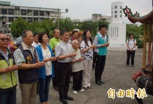 六堆抗日紀念碑改建公園   李永得:客委會全力支持
