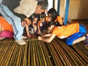 老屋、老師傅、芒果樹 學童感受日治時代氛圍
