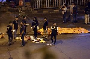 雅加達自殺炸彈攻擊  傷亡攀升至5死10傷