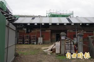 7400萬經費到位 古蹟苑裡山腳濟陽堂將修復