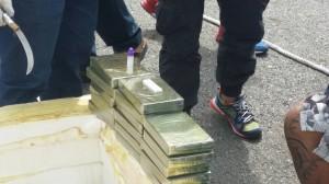 海洛因1800塊險遭丟包 4船員羈押 船長偵訊中