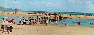 福隆海水浴場這款彩虹橋 你有看過嗎?