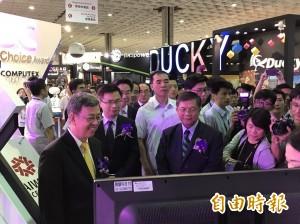特斯拉懂得台灣的好 黃志芳:樂見雙方進一步合作