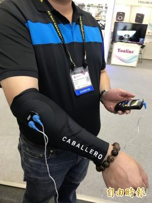 新一代機能衣偵測健康指數 運動高強度訓練更安全