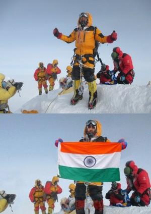 靠P圖「登頂」聖母峰 印度夫婦被抓包遭收回證書