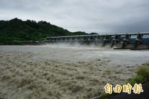 豐原給水廠取水濁度高 籲民眾儲水備用