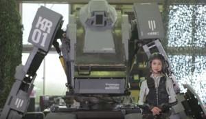 鋼鐵擂台決戰! 美、日機器人8月開打