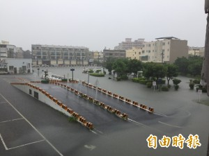 豪雨造成財產損失 災損減免稅捐快申報