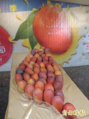 夏日炎炎 賴清德:在台南正好吃芒果冰