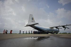 緬甸軍機載120人失事 官方證實20人獲救