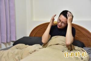 睡夢中拍桌罵人譙國罵 小心是這疾病的前兆