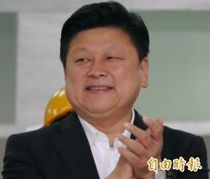 台北市長選舉...  段宜康50字「歡迎」傅崐萁!