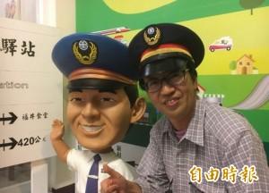 日本鐵道迷1年來台15次  最愛枋寮台東線