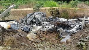 花蓮豐濱山區直升機墜落 導演齊柏林與助手罹難