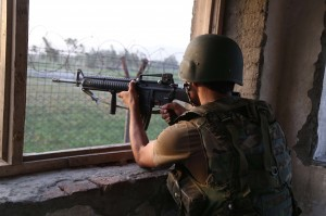 阿富汗士兵朝美軍開槍  釀4死1傷慘劇