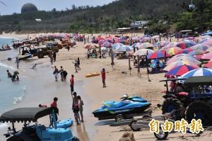 屏東南灣傳2男溺水意外 1死1送醫急救