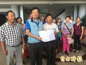 拒絕基地台 東河鄉興隆社區居民陳情